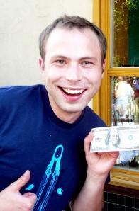 Ryan Foss, Atlas Foods Clam Eating Champion